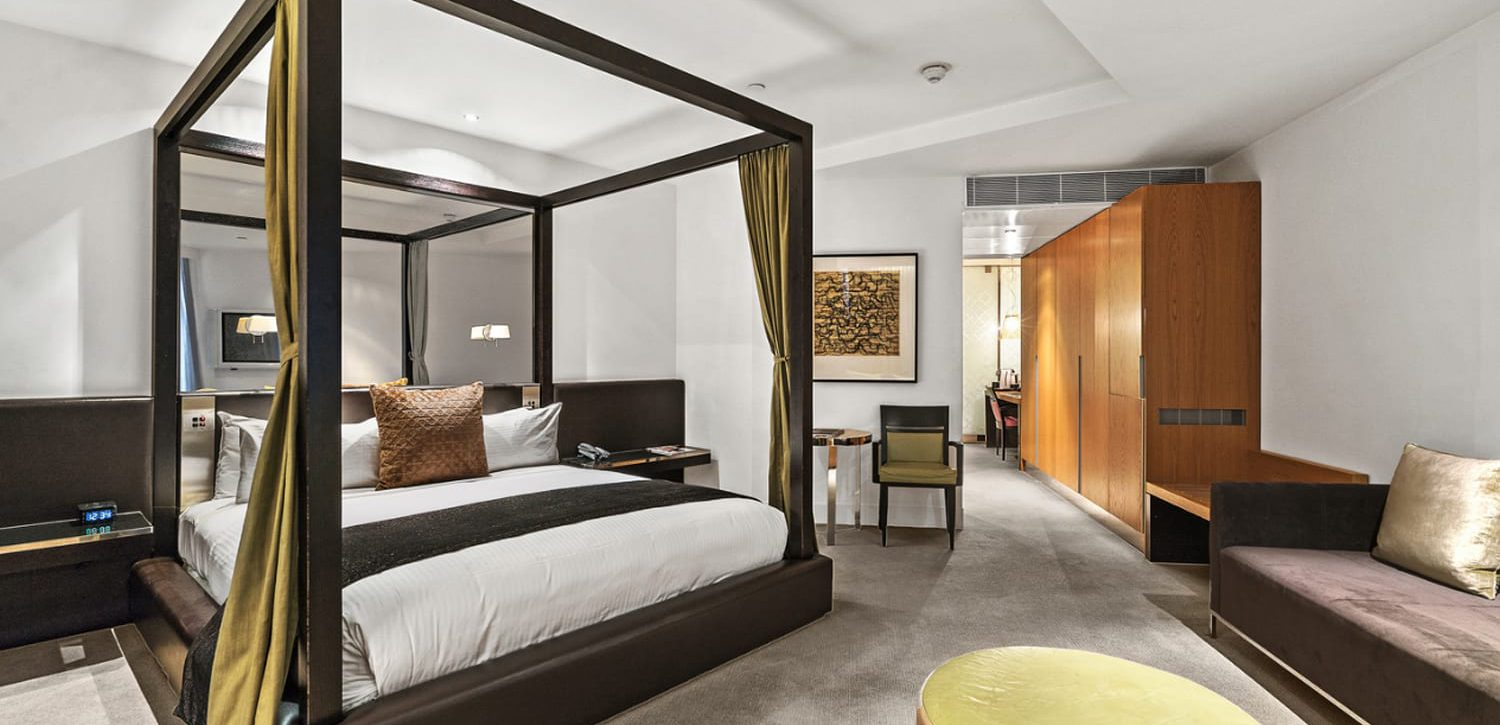 royce-hotel-melbourne-royce-suite-bedroom | Royce Hotel Melbourne